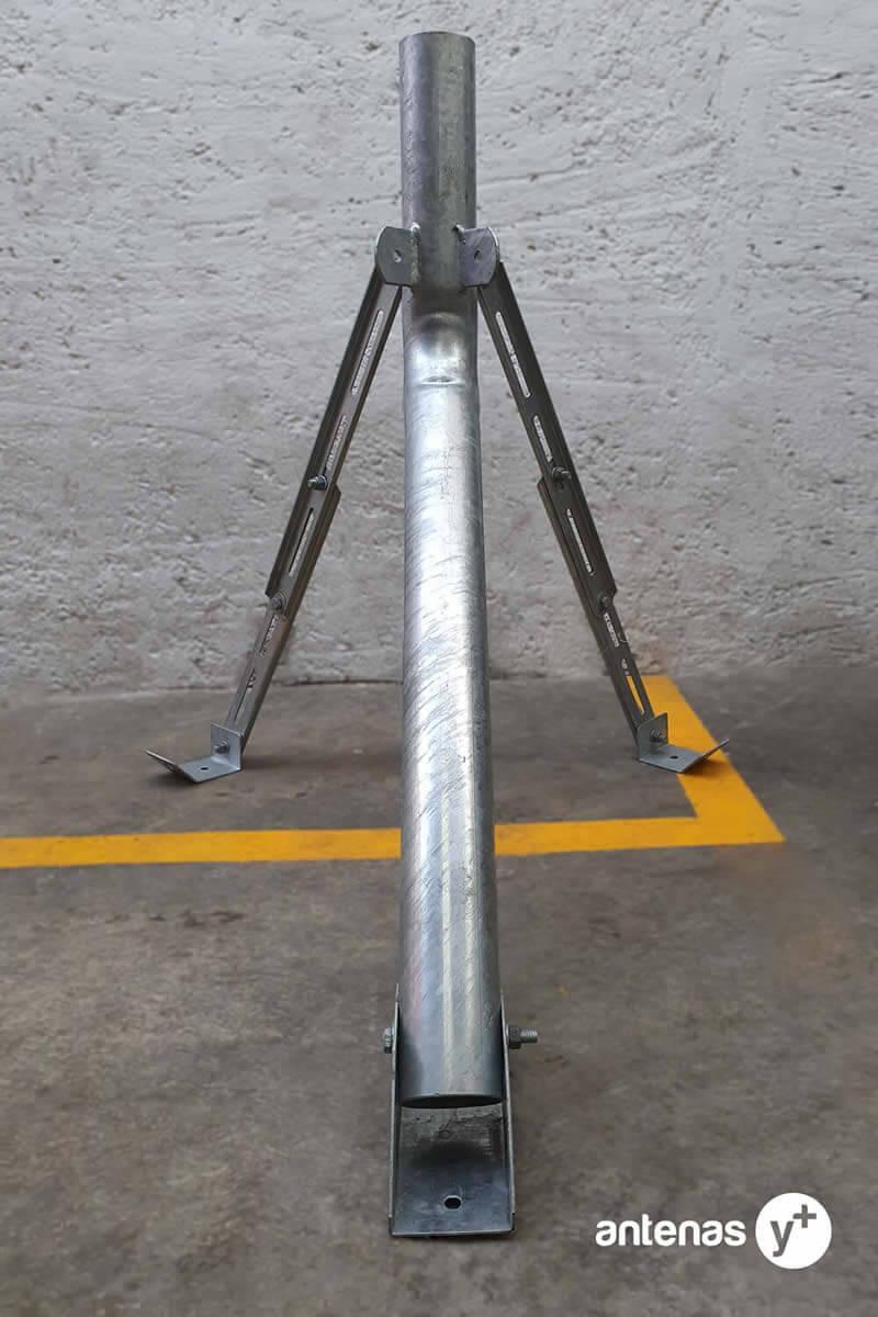 Base para Antena VSAT